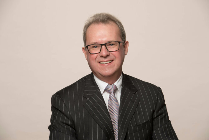 Andrew Hitchmough QC